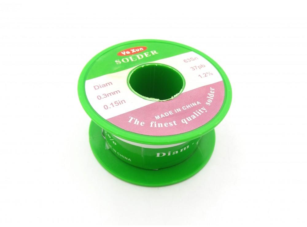 سیم لحیم 0.3mm 35gr مارک YAXUN مخصوص SMD