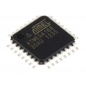 میکروکنترلر ATMEGA168PA پکیج SMD