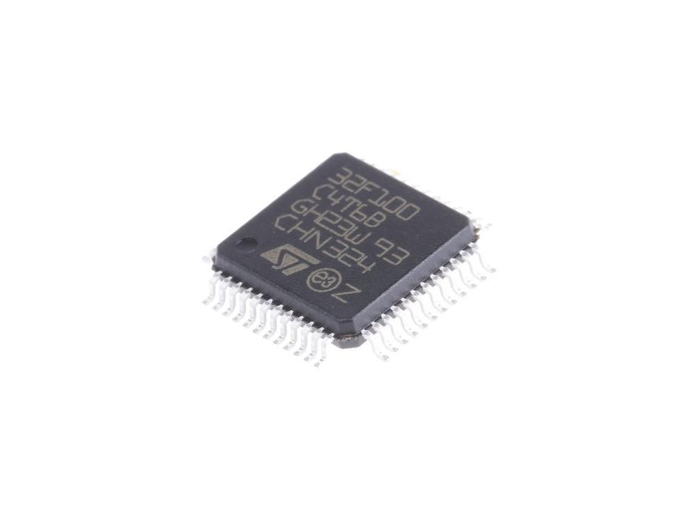 میکروکنترلر STM32F100C4T6B