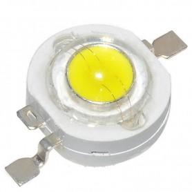 1W LED سفید مهتابی 150- 130 لومن