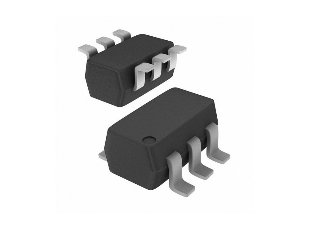 ترانزیستور BC847BPN پکیج SOT-363
