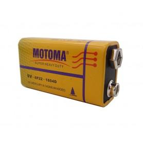 باتری کتابی 9 ولت مارک Motoma