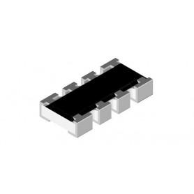 مقاومت اری 0 اهم SMD 0603x4 بسته 10 تایی