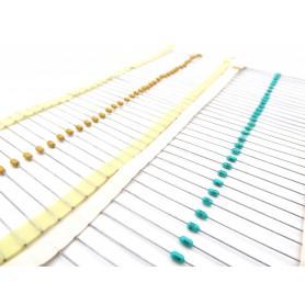 خازن مولتی لایر مقاومتی 20 پیکو فاراد