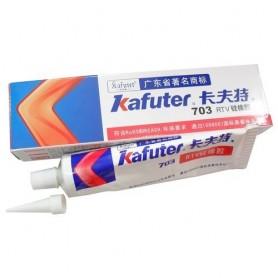 چسب سیلیکون 45 گرمی مارک Kafuter مدل K-703