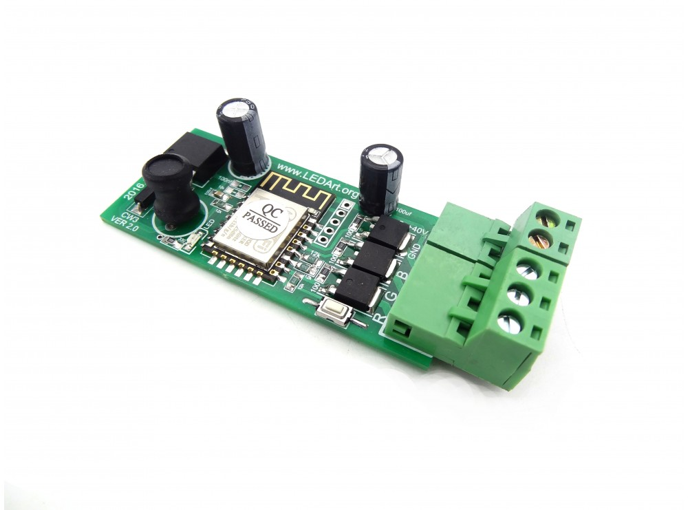 ماژول Wifi RGB LED Driver