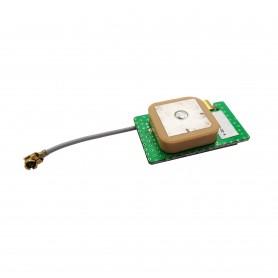 آنتن داخلی GPS ابعاد 16x28x7mm دارای کانکتور IPX و MMCX