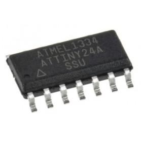 میکروکنترلر ATTINY24A-SSU پکیج SMD