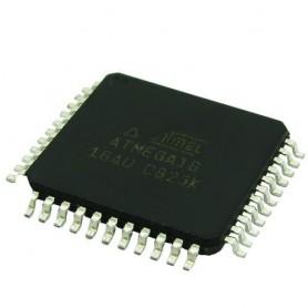 میکرو کنترلر ATMEGA16A-AU SMD پکیج SMD