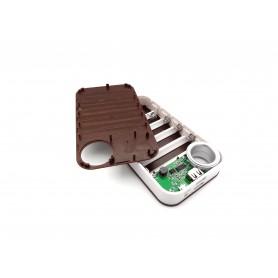 کیس پاور بانک 13000mAh با دو خروجی USB به همراه برد