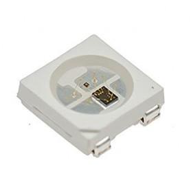چیپ LED RGB WS2812B SMD پکیج 5050