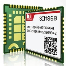 ماژول GSM/GPRS SIM868