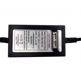 شارژر باتری لیتیومی 12.6v 2A مارک Sonikcell