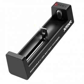 شارژر باتری لیتیوم-یون تکی MC1 مارک Xtar