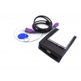 دستگاه كارتخوان رومیزی RFID Mifare R/W خواندن و نوشتن مدل ID-13RW USB