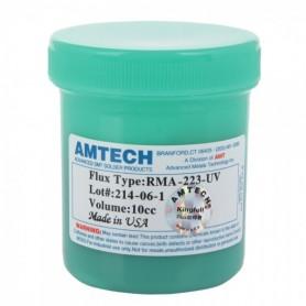 خمیر فلاکس لیوانی AMTECH 100gr آمریکایی کد RMA-223