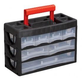 جعبه قطعات اورگانایزر طبقاتی 3/11 مدل PL01
