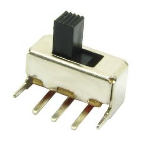 کلید دو حالته کشویی 3 پین رایت SS12D07