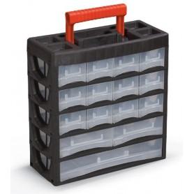 جعبه قطعات اورگانایزر طبقاتی 5/27 مدل PL03