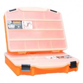 جعبه قطعات اورگانایزر 10 اینچ مانو کد ORG10