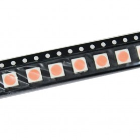 LED صورتی SMD پکیج 5050