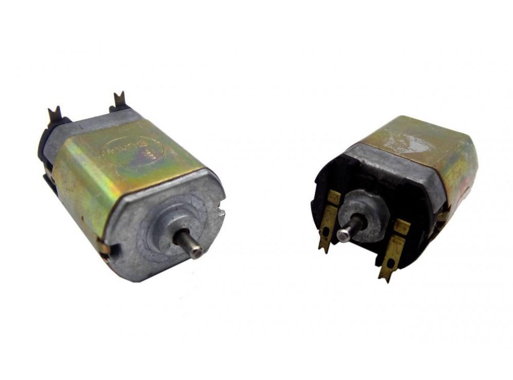 موتور DC کوچک بوهلر Buhler آلمانی 4.8-12 ولت