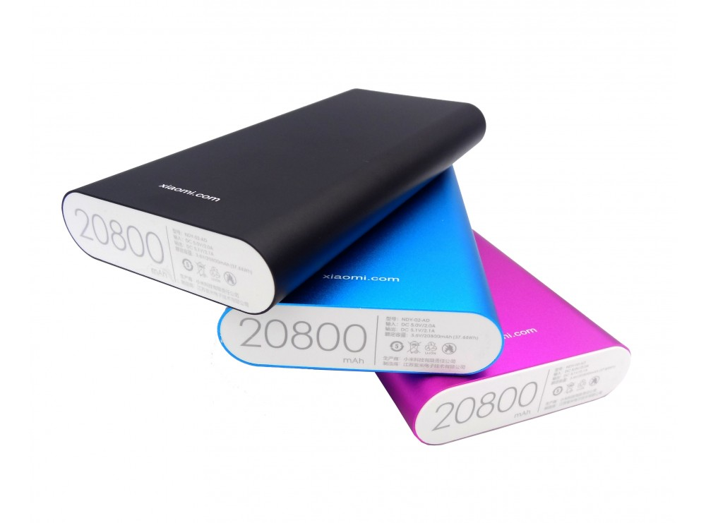 کیس پاور بانک شیائومی XiaoMi به همراه برد 8 باتری مدل Fast Charge