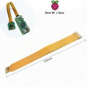 کابل فلت دوربین رزبری پای زیرو Raspberry Pi Zero