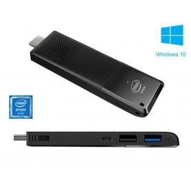 مینی کامپیوتر اينتل Intel نسل جدید با سیستم عامل ویندوز 10مدل Compute Stick STCK1AW32SC