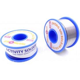 سیم لحیم 0.8 - 100 گرمی مارک ACTIVITY