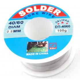 سیم لحیم 0.8 - 100 گرمی DT-4060