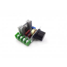 دیمر 4 کیلو وات SCR – ولتاژ 220 ولت AC