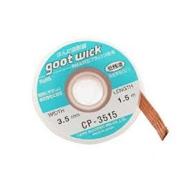 سیم قلع کش حلقه ای GOOT کد CP-3515