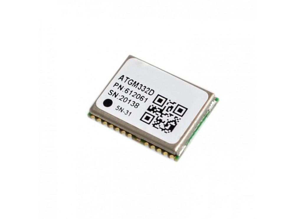 ماژول ATGM332D GP-01 GPS + BDS دارای دقت 2.5 متر