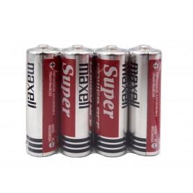 باتری قلمی Super چهارتایی مارک Maxell