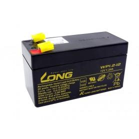 باتری خشک 12 ولت 1.2 آمپر ساعت مارک Long