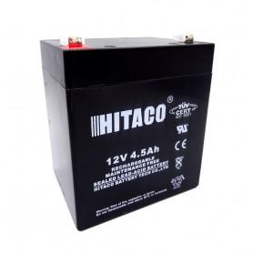 باتری خشک 12 ولت 4.5 آمپر ساعت مارک Hitaco