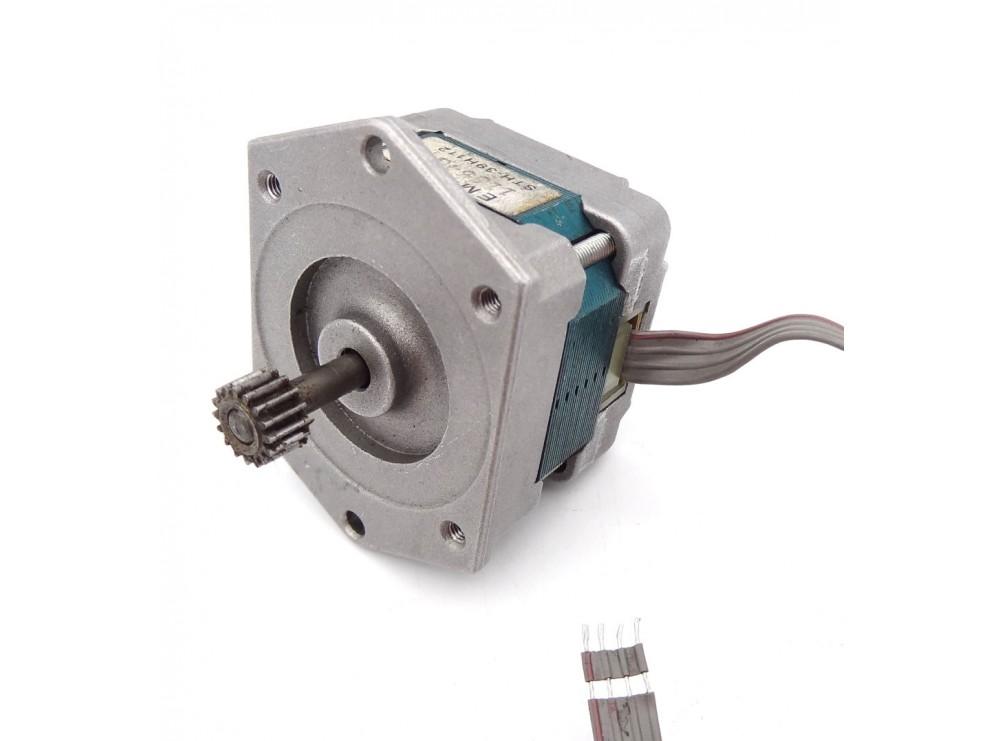 استپ موتور 2 فاز 3.75 درجه 4 سیمه مدل EM-242