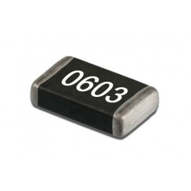 مقاومت 390 اهم SMD 0603 بسته 100 تایی