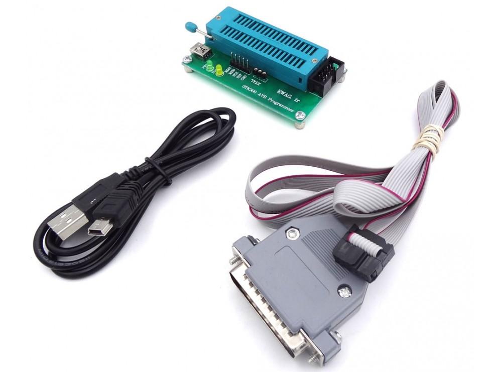 پروگرامر میکروکنترلرهای STK300 AVR