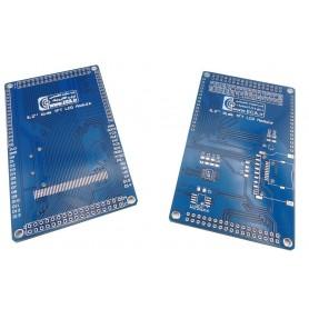 """برد PCB عریض LCD 3.2"""" Wide"""