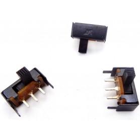 کلید دوحالته کشویی 3 پین رایت کد SS12F15
