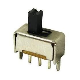 کلید دو حالته کشویی ریز 3 پین SS12D07
