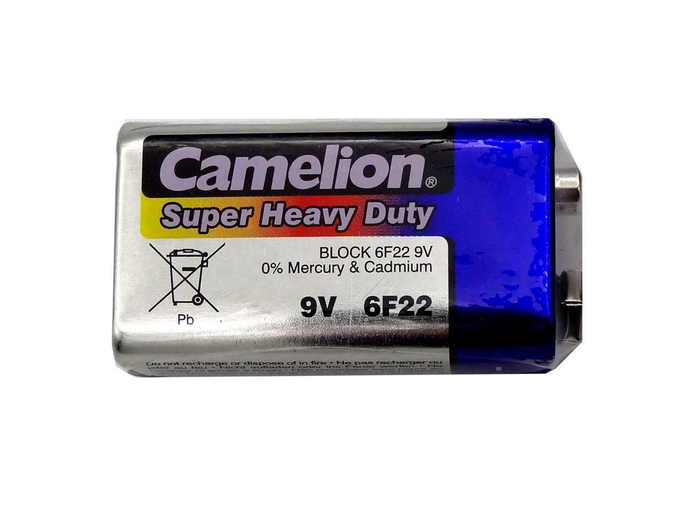 باتری کتابی 9 ولت مارک Camelion