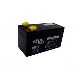 باتری خشک 12 ولت 1.2 آمپر ساعت مارک Volta Max