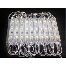 LED بلوکی سفید 3 تایی 5050 بلوک 20 تایی