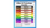 لاجیک آنالایزر USBEE AX PRO به همراه 2 کانال آنالوگ
