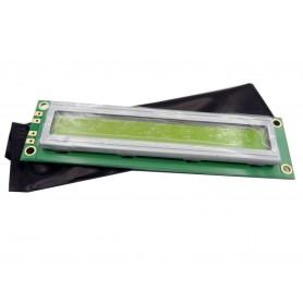 نمایشگر کاراکتری 1x16 LCD صنعتی بدون بک لایت تایوانی
