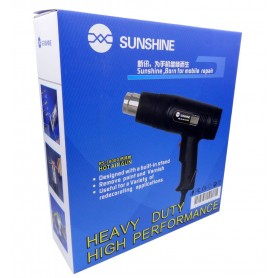 سشوار حرارتی دیجیتال SUNSHINE 1800W مدل RS-1800D