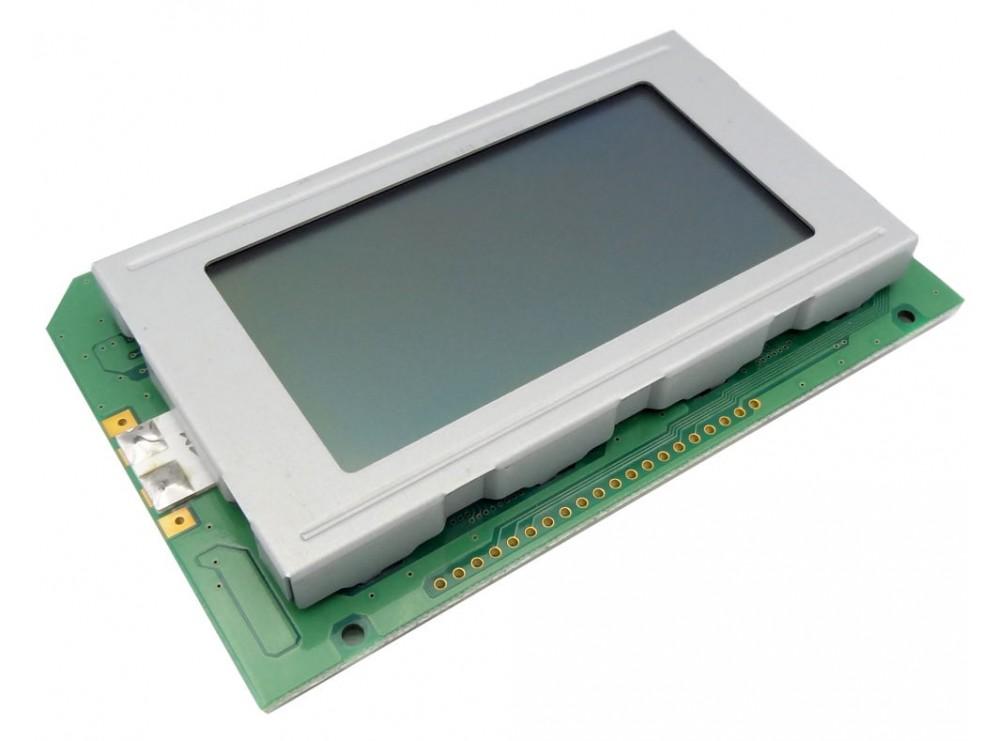 نمایشگر GLCD 64x128 گرافیکی دارای بک لایت KS0108 تایوانی صنعتی